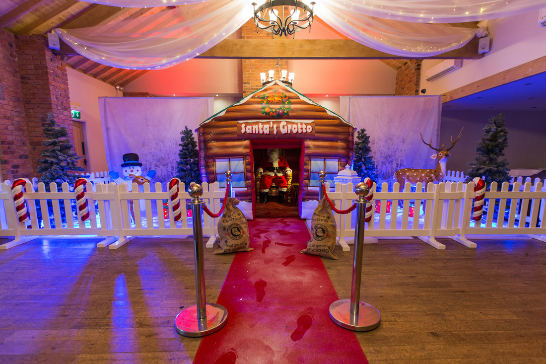 Christmas Grotto Hire Gold Package