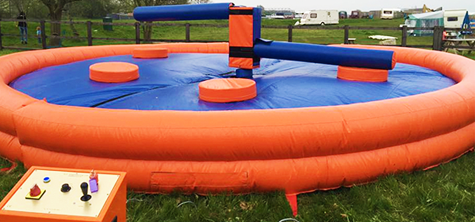 Last Man Standing Inflatable Hire Game